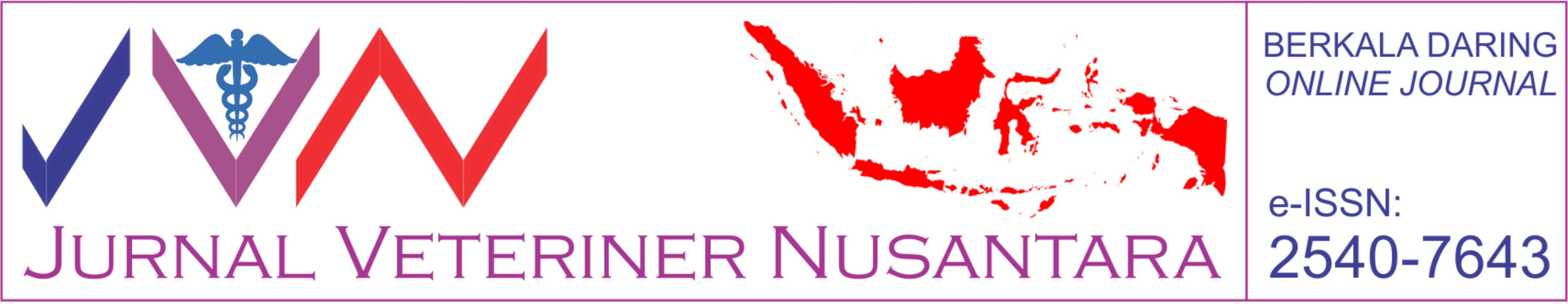 JURNAL VETERINER NUSANTARA